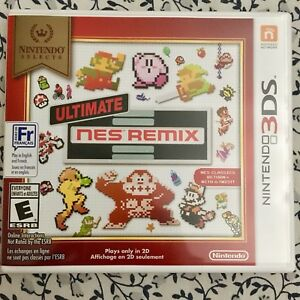 3DS video game