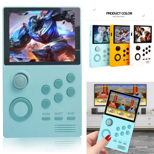 Super Retro Handheld Spielkonsolen 3D Game 3.5'' IPS LCD WIFI 32G Moonlight Box