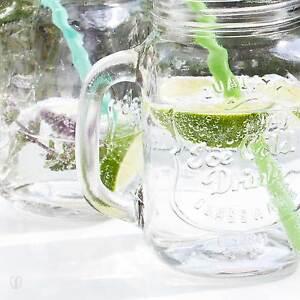 marmeladenglas mit deckel trinkglas strohhalm becher mit henkel glas. Black Bedroom Furniture Sets. Home Design Ideas