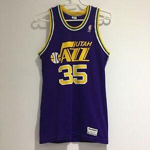 VTG Sand-Knit Utah Jazz Darrell Griffith Jersey