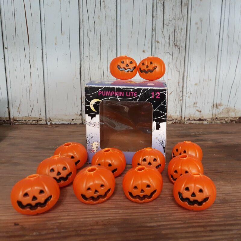 Vintage Halloween Blow Mold Jack O