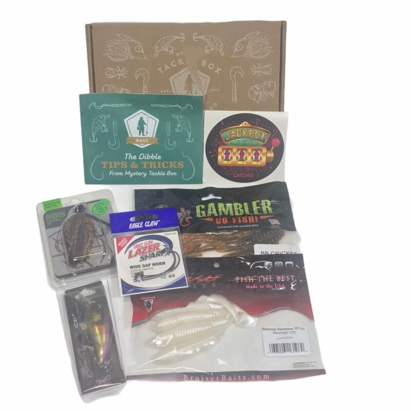Mystery Tackle Box Bass Fishing Kit