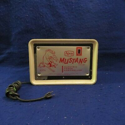 Agway Mustang Model 880 Electronic Fence Controller Dog Horse Cow Animal