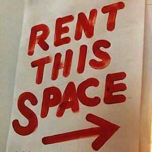 Sunny studio available in shared creative space $105p/w Marrickville Marrickville Area Preview