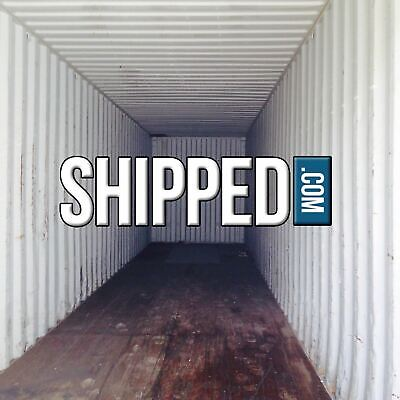 Mega Sale Shipping Containers In Ohio 40ft Hc Used Lowest Price In Toledo