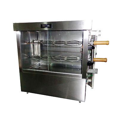 Ampto Frg2ve Rotisserie Gas Oven