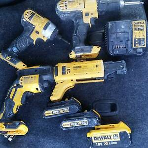 Dewalt 18v power tools DCF620 Hornsby Hornsby Area Preview