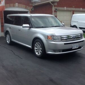 2011 Ford Flex SEL Fully Loaded Leather