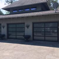 Garage Door Sales and Service -  Fully Insured
