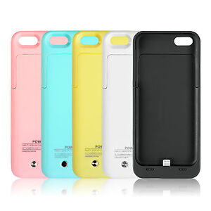 iphone 5 charging case iphone 5 5s 5c se portable power bank battery charger 14507