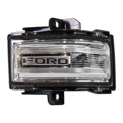 NEW 15-18 OEM Ford F150 Side Rear View TT Mirror-Turn Signal Lens w Spotlight RH