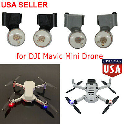 USA Night Flying Light LED Signal Navigation Lamp Kit for DJI Mavic Mini Drone