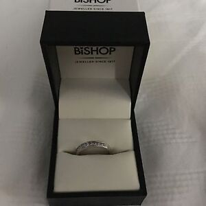 Engagement/wedding/eternity ring set Yeppoon Yeppoon Area Preview