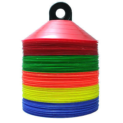 - TRAFFIC CONES (50 SET) MOTORCYCLE COURSE FIELD MARKER DISC SPORTS MULTIPURPOSE