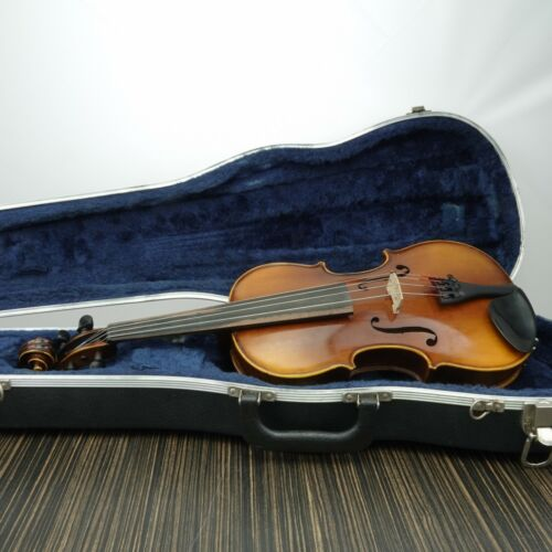 "Frederick A. Strobel MA-85-13"" Viola With Hard Case Retail $1010"