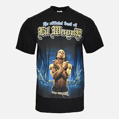 Vintage Lil Wayne Official Best of Mixtape 2007 Music Rap Concert Tee Shirt - (Lil Wayne Best Music)