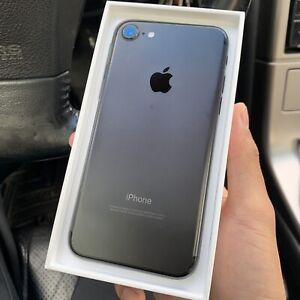 Unlocked iPhone 7 — 32GB