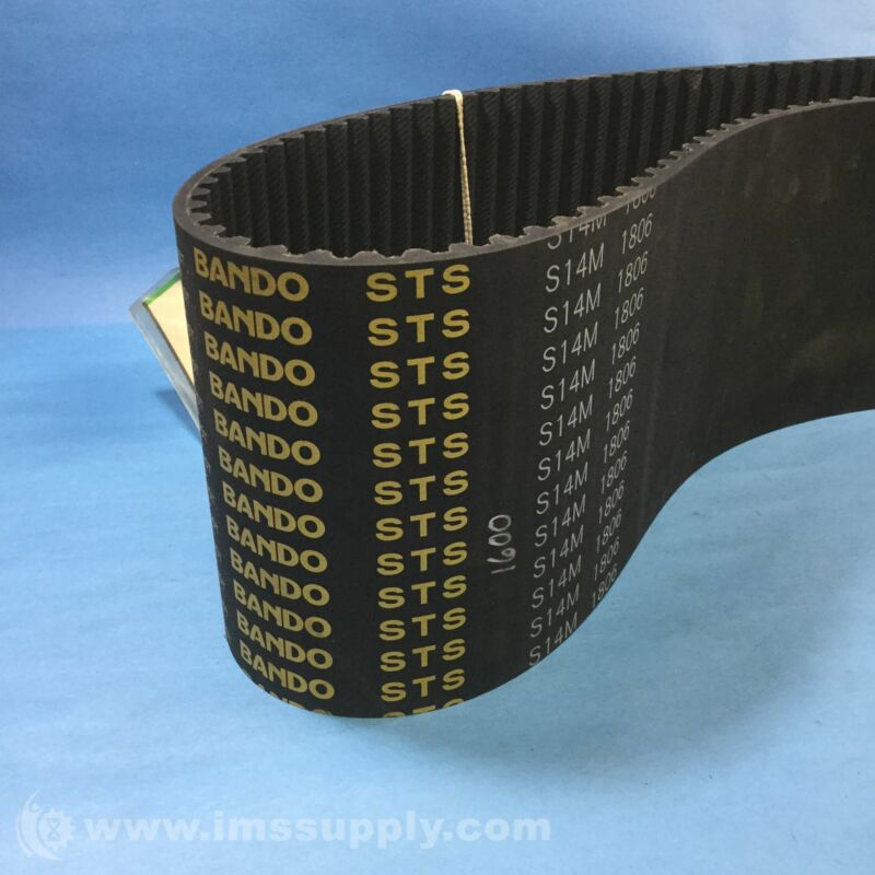Bando 1600-S14M1806 Synchro Link STS Timing Belt FNIP