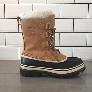 Womens Sorel Caribou Winter/Snow Boots/Shoes Kangaroo Ground Nillumbik Area Preview