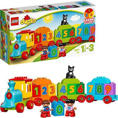 LEGO DUPLO Zahlenzug, Konstruktionsspielzeug
