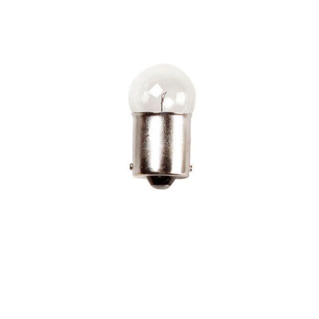 1x Ring BAU15S (PY21W) 12v 10w Amber Motorbike Indicator Bulb - RMU589