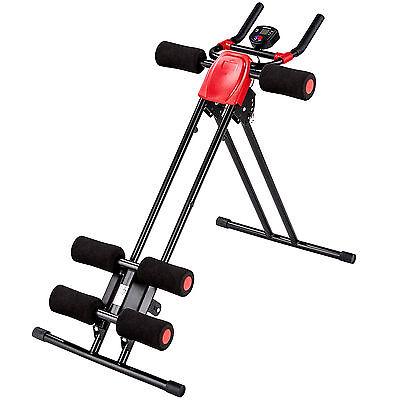 Bauchtrainer Bauchmuskeltrainer Rückentrainer Muskeltrainer Fitness Shaper
