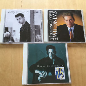 3 CD / Harry Connick Jr Collection