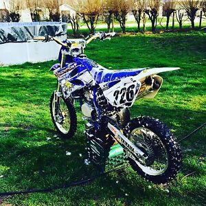 Clean 2004 YZ 112 trade for atv