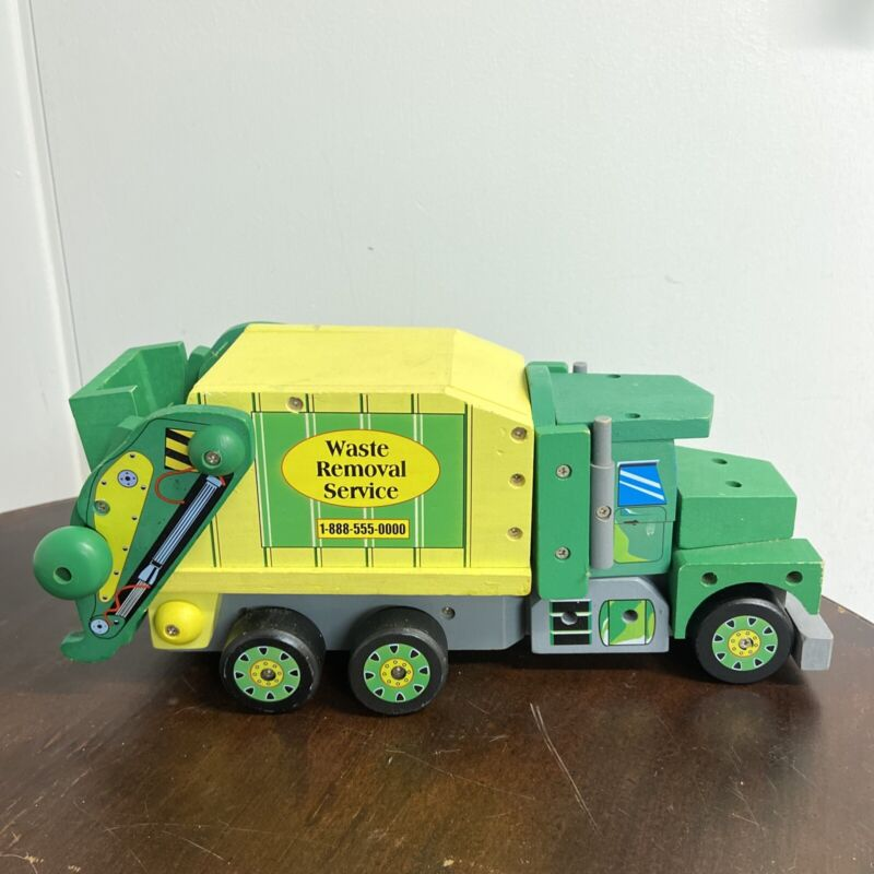 Milo Hathaway Toy Truck