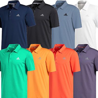 ADIDAS GOLF ULTIMATE 365 SOLID PERFORMANCE MENS SHORT SLEEVE POLO SHIRT - Adidas Golf Shirt