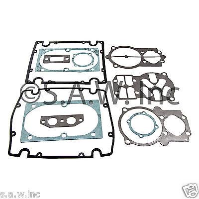046-0244 Sanborn Black Max Complete Gasket Kit 2 Stage Compressor Pump Abp-459