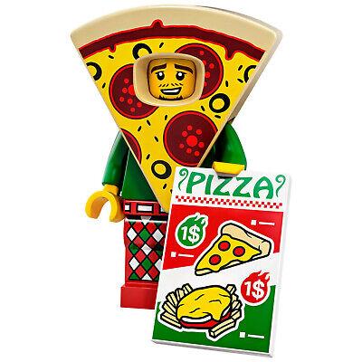 LEGO 71025 Minifiguren Serie 19 - Mann im Pizzakostüm / Pizza Costume Guy - Lego Guy Kostüm