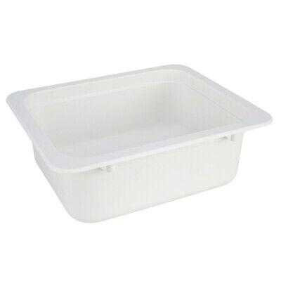 """RV Sink 15"""" X 13"""" Composite Bar Sink White RV Kitchen Sink RV Bathroom Sink"""