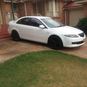 Mazda 6 excellent condition long rego offers please $4500 neg