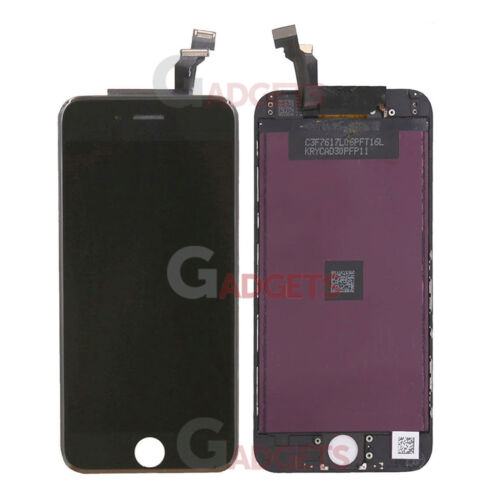 iPhone 6 6 Plus LCD Display Screen Touch Digitizer Glass Assembly Replacement
