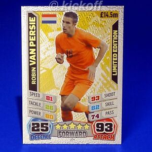 Match Attax World Cup 2014: Limited Editions, Hundred Clubs, Man of Matches