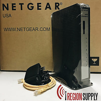 Netgear CG3000Dv2 N450 Docsis 3.0 Cable Modem Wireless Router Comcast,Spectrum