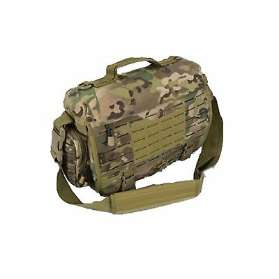 Helikon Tex Satchel Bag Umhängetasche Outdoor Survival Wanderer Tasche Multicam Camping & Outdoor