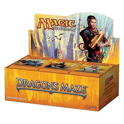 Dragon's Maze Booster Box NEW Magic MTG Cards English