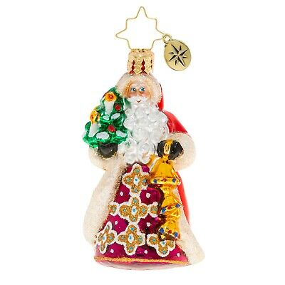 [NEW Christopher Radko JINGLE FOR ALL TO HEAR Christmas Ornament 1020246</Title]