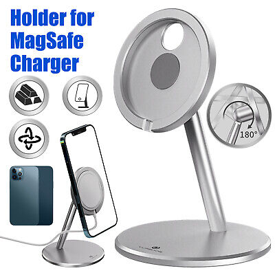 Phone Holder Mount For iPhone 12 Pro Max Magsafe Wireless Charging Accessories