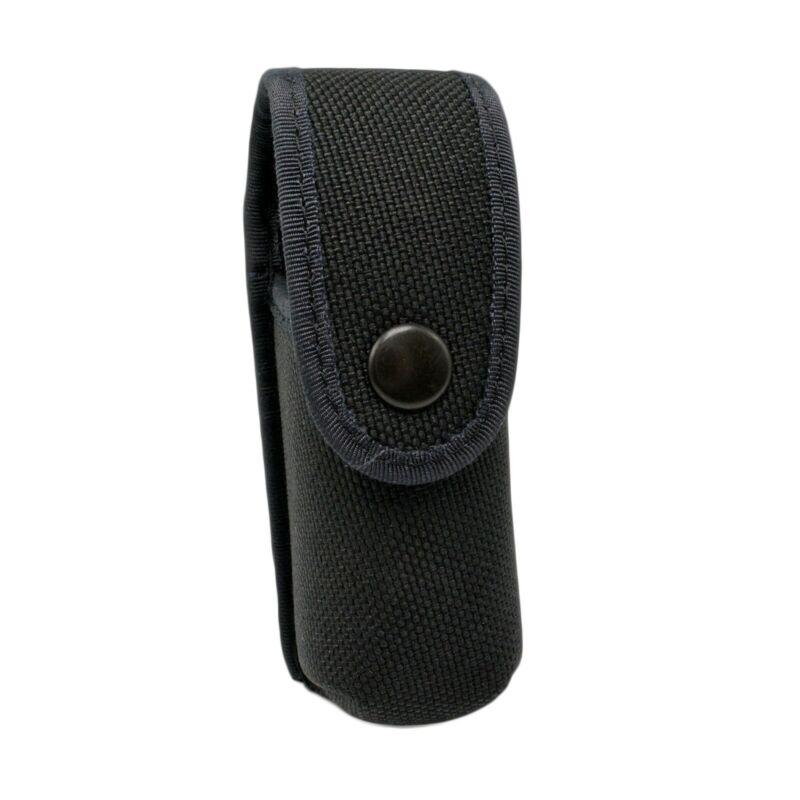 Nylon Mace Case MK3 2 OZ Pepper Spray Holder Pouch Police Molle Attachment