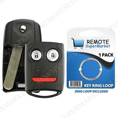 Shell Case For 2007 2008 2009 2010 2011 2012 2013 Acura RDX Remote Key Fob