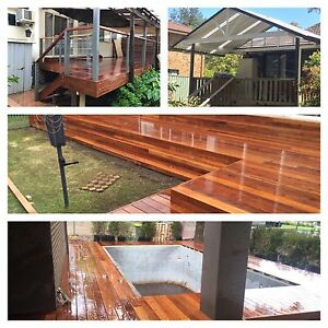 Decking specialist Quakers Hill Blacktown Area Preview