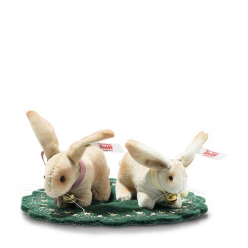 Steiff 006128 Rabbit Set 5 1/2in
