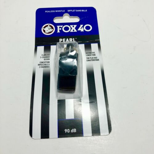 Fox 40 Pearl 2-Chamber Pealess Whistle