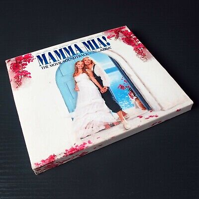 Mamma Mia!: Soundtrack Featuring The Songs of ABBA JAPAN CD UICP-1102 #0306