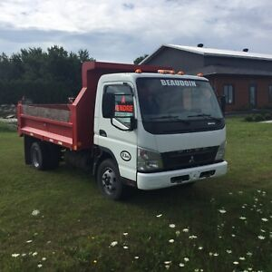 Camion fuso 2009 FE180