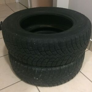 """Two 14"""" Winter Tires"""