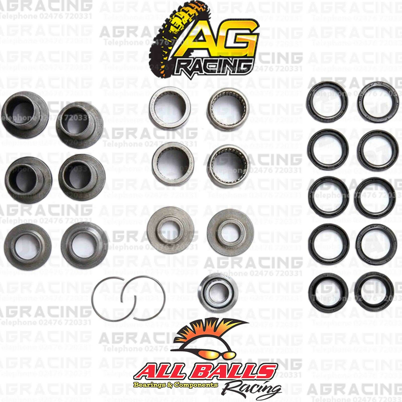 Shock LINKAGE Kit for Yamaha YZ125 1986 YZ250 1986 1987 YZ490 1986 to 1990